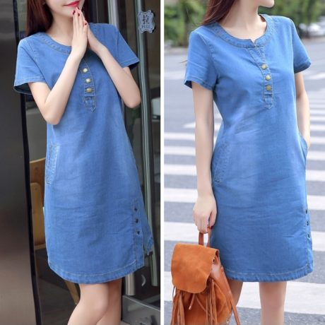 BOodinerinle-Korean-Plus-Size-Denim-Dress-For-Women-Summer-Dress-2019-Casual-With-Button-Pocket-Sexy-4.jpg