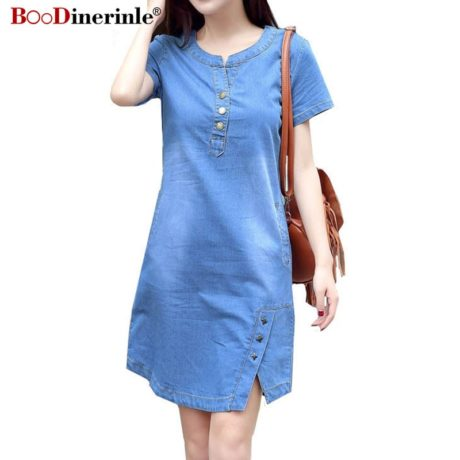 BOodinerinle-Korean-Plus-Size-Denim-Dress-For-Women-Summer-Dress-2019-Casual-With-Button-Pocket-Sexy.jpg