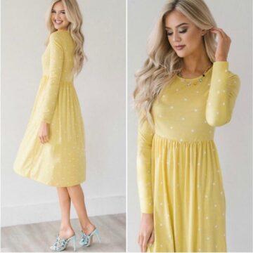 Pocket-Elegant-Knee-length-Dress-High-Quality-Autumn-2019-Casual-Women-Dress-Long-Sleeve-O-neck-1.jpg