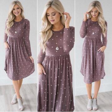 Pocket-Elegant-Knee-length-Dress-High-Quality-Autumn-2019-Casual-Women-Dress-Long-Sleeve-O-neck.jpg