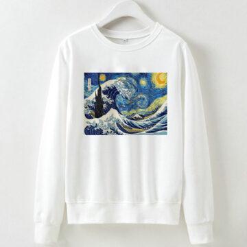Van-Gogh-The-Starry-Night-And-Ukiyoe-Beneath-The-Waves-Off-Kanagawa-Print-Long-Sleeve-Shirts-1.jpg