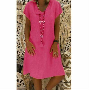 Women-Loose-Solid-Dresses-Casual-Ladies-Office-Shirt-Dresses-2019-Summer-Spring-Short-Sleeve-V-Neck-2.jpg