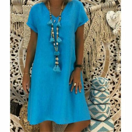 Women-Loose-Solid-Dresses-Casual-Ladies-Office-Shirt-Dresses-2019-Summer-Spring-Short-Sleeve-V-Neck-4.jpg