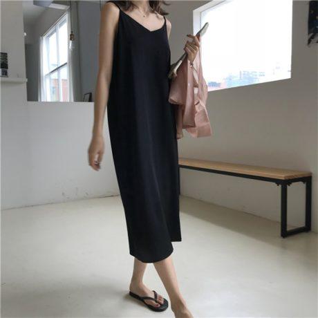 Sexy-para-mujer-Maxi-vestido-suelto-sin-mangas-vestidos-con-cuello-en-V-Sling-largo-negro.jpg